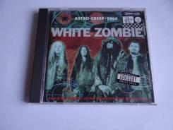 "CD White Zombie-""Astro-Creep:200""(1995), made in USA"