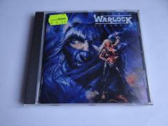 """CD Warlock-""""Triumph and agony""""(1987), made in Germany"""
