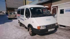 ГАЗ 3322132. Газель Микроавтобус, 2 000 куб. см., 11 мест