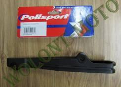 Слайдер цепи Polisport 8452100001 KX125/250 04-08 Черный