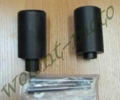 СЛАЙДЕРЫ Черный GSX-R 1000 (05-06г)