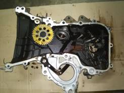 Крышка ремня ГРМ. Toyota Premio, ZZT240 Двигатель 1ZZFE