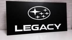 Табличка. Subaru Legacy. Под заказ