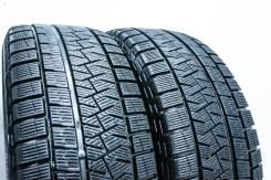 Pirelli Ice Asimmetrico. Зимние, без шипов, 2015 год, износ: 5%, 2 шт
