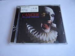 """CD Cancer -""""Black faith""""(1995), made in Germany"""