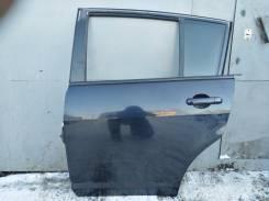 Дверь боковая. Nissan Tiida, C11 Двигатели: HR15DE, HR16DE, MR18DE