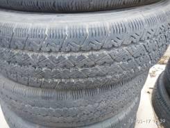 Bridgestone V-steel Rib 294. Летние, 2014 год, износ: 10%, 7 шт