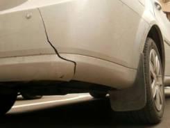 Восстановление и ремонт бамперов на авто.
