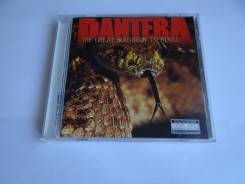"CD Pantera -""The great southern trendkill""(1996), made in Canada"