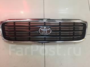 Решетка радиатора. Toyota Land Cruiser, HDJ101, FZJ100, FZJ105, HZJ105, HDJ100, UZJ100 Двигатели: 1HZ, 1HDT, 1FZFE, 2UZFE, 1HDFTE