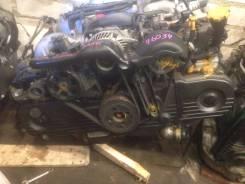 Двигатель в сборе. Subaru Outback, BP9 Subaru Legacy, BP9, BL9 Subaru Forester, SG5, SG9, SG Двигатели: EJ25, EJ253