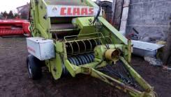 Claas. Пресс-подборщик
