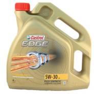 Castrol Edge. Вязкость 5W-30, синтетическое