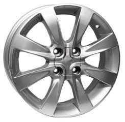Hyundai Solaris. 4.0x16, 5x114.30, ЦО 67,1мм.