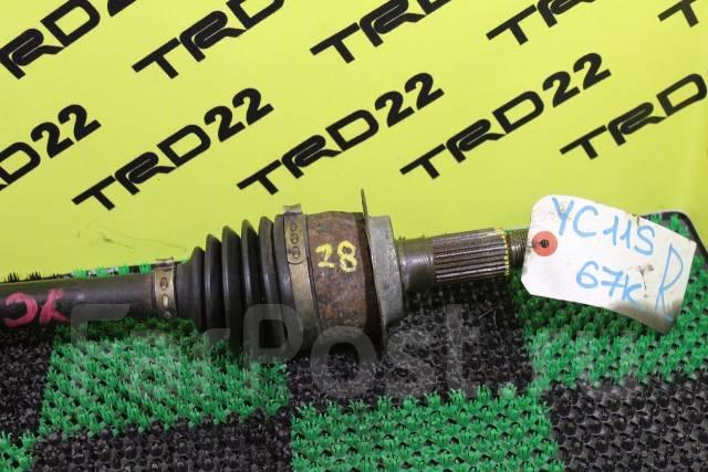 Привод. Suzuki SX4, YC11S, YA41S, YB11S, YA11S, YB41S Двигатель M15A