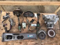 Механическая коробка переключения передач. Toyota Celica, ZZT230