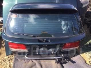 Дверь багажника. Toyota Caldina, ST195