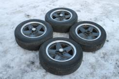 Mickey Thompson Pro-5 ET Drag. 6.5x15, 4x114.30, ET22, ЦО 73,0 мм.