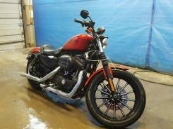 Harley-Davidson Sportster Iron 883 XL883N. 883 куб. см., исправен, без птс, без пробега. Под заказ