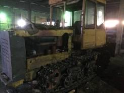 Вгтз ДТ-75. Трактор ДТ 75