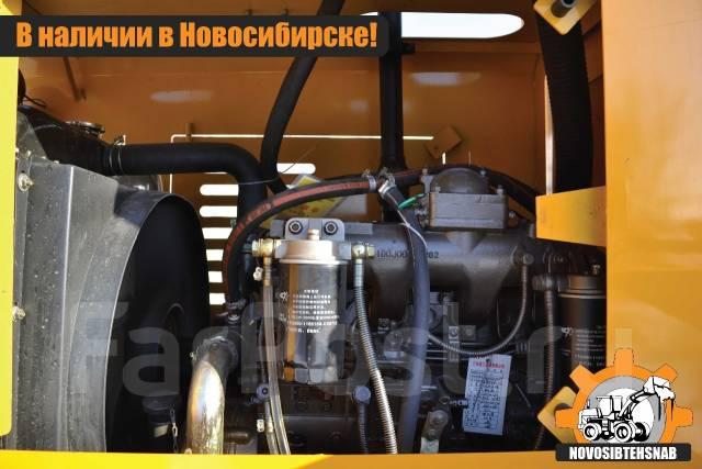 Amur DK630. Фронтальный погрузчик джойстик, 3 контура, каретка доставка, 3 500 куб. см., 2 500 кг. Под заказ