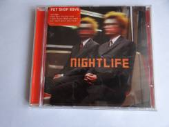 "CD PET SHOP BOYS -""Nightlife""(1999), made in EU"