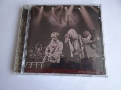 """CD STYX -""""Word live""""(2001), made in England"""