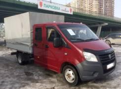 ГАЗ Газель Next A22R32. Фермер, 2 700 куб. см., 2 000 кг.