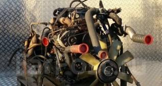 Двигатель в сборе. MAN LE