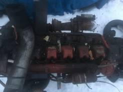 Двигатель MAN D2866 LOH07 с коробкой передач с восемью скоростями