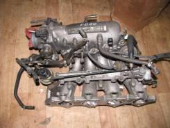 Заслонка дроссельная. Honda Prelude, BB8, E-BB6, BB6, E-BB8, EBB6, EBB8 Двигатель H22A