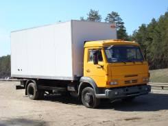 Камаз 4308. Фургон промтоварный на базе -3083-28, 5 600 куб. см., 15 000 кг.