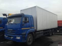 Камаз 65117. Камаз-65117-3010-23 Фургон изотермический, 6 700 куб. см., 16 000 кг.