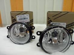 Фара противотуманная. Toyota Highlander, GSU50, ASU50, GSU55 Двигатели: 2GRFKS, 2GRFXS, 1ARFE