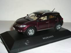 Nissan Murano 2009 Z51 LHD J-collection 1-43 Ниссан Мурано Левый руль!