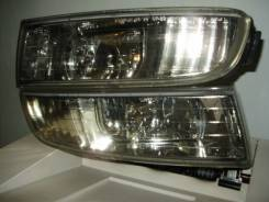 Фара противотуманная. Toyota Ipsum, ACM21, ACM26W, ACM26, ACM21W Toyota Regius, KCH40, RCH47, KCH46, RCH41 Двигатели: 2AZFE, 1KZTE, 3RZFE