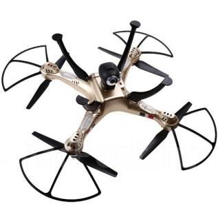 Квадрокоптер Syma X8HW с барометром и WiFi камерой + SD карта