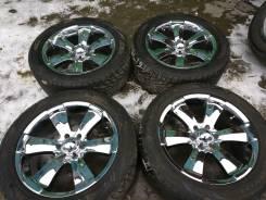 Продаю редкий комплект колёс MKW R20 для TLC Prado Lexus GX и другие. 9.0x20 6x139.70 ET18 ЦО 110,0мм. Под заказ