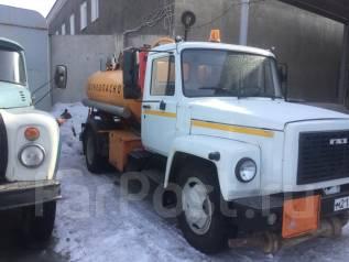 ГАЗ 3309. Продам топливозаправщик , 4 750 куб. см., 4 950,00куб. м.