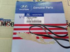 Ремень. Hyundai Genesis