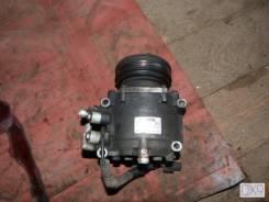 Компрессор кондиционера. Honda Domani, E-MA6, E-MA5, E-MA4 Двигатели: ZC, B18B
