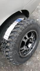 Комплект внедорожных шин с дисками. 7.0x15 5x139.70