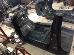 Порог пластиковый. Honda Accord, CL7, CL9, CL8 Двигатели: K24A, K20A