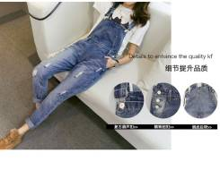 Комбинезоны джинсовые. 40, 42, 44, 40-44, 40-48, 46. Под заказ