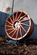 Vossen. 8.5x19, 5x114.30, ET35, ЦО 73,1мм.