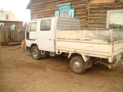 Nissan Atlas. Продаётся грузовик , 2 700 куб. см., 1 250 кг.