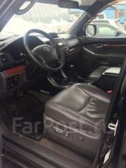 Обшивка двери. Toyota Land Cruiser Prado