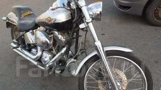 Harley-Davidson Softail Deuce FXSTDI. 1 450 куб. см., исправен, птс, без пробега. Под заказ