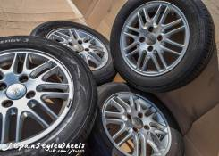 Ford Focus Fusion Fiesta 6Jx15 PCD 4x108 ET52 d63,3 195/60 Лето 7 мм. 6.0x15 4x108.00 ET52 ЦО 63,3мм.