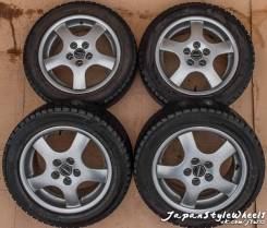 Borbet VW Golf 6,5JxR15 5x100 ET35 d57,1 Yokohama iG20 195/55R15 зима. 6.5x15 5x100.00 ET35 ЦО 57,1мм.